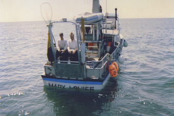 Ron Tavis F/V Mary Louise